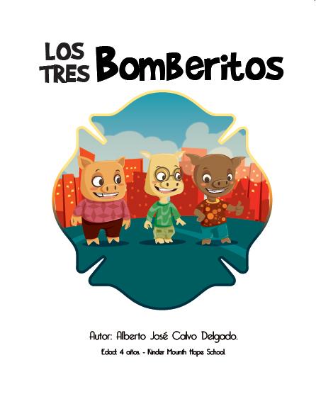 Los tres bomberitos