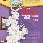 Importancia detectores de humo